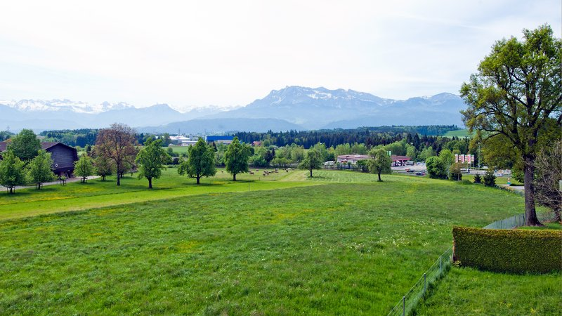 Holiday Inn Express Luzern - Neuenkirch-View from Hotel<br/>Image from Leonardo