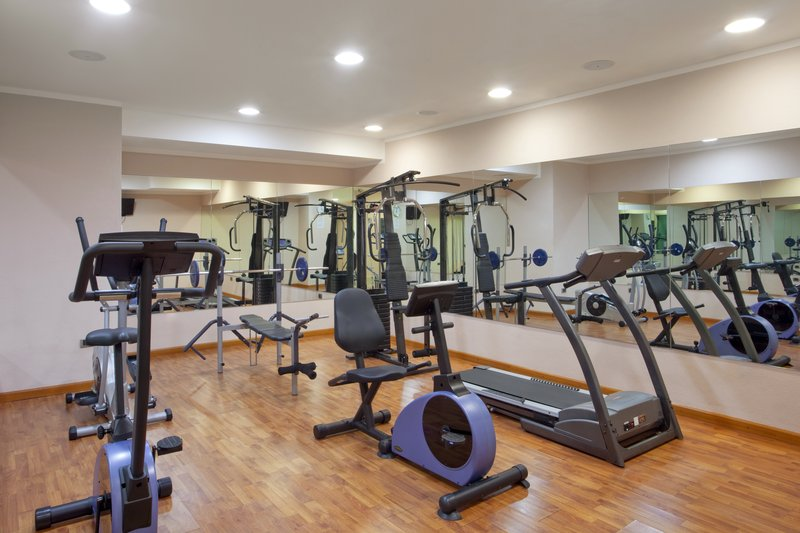 Holiday Inn Cagliari-Fitness Center free for hotel's Guests<br/>Image from Leonardo