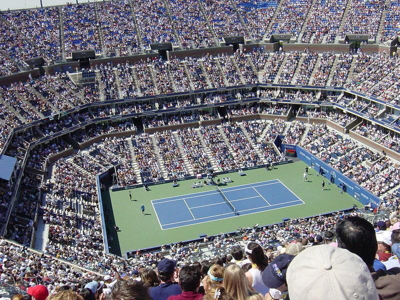Holiday Inn Express New York JFK Airport Area-Arthur Ashe Stadium -US Open Tennis<br/>Image from Leonardo