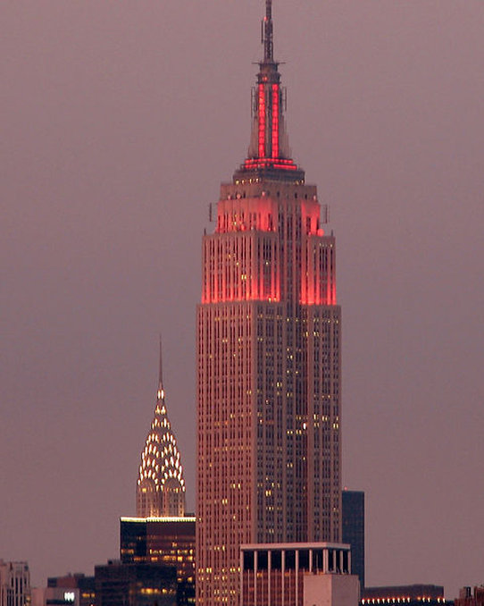 Holiday Inn Express New York JFK Airport Area-Empire State Building<br/>Image from Leonardo