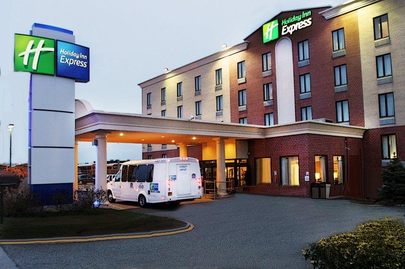 Holiday Inn Express New York JFK Airport Area-Hotel Exterior<br/>Image from Leonardo