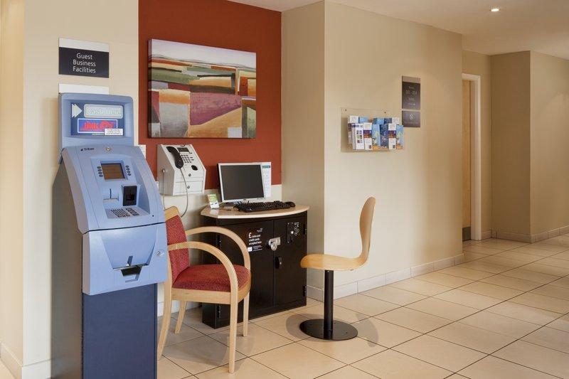 Holiday Inn Express Chester Racecourse-Business Center<br/>Image from Leonardo