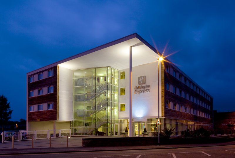 Holiday Inn Express Chester Racecourse-Hotel Exterior<br/>Image from Leonardo