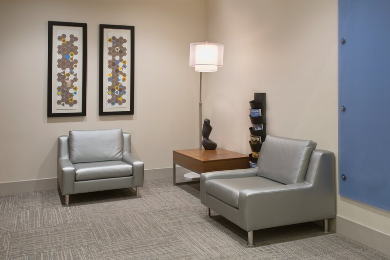 Holiday Inn Express Salt Lake City Downtown-Holiday Inn Expess Salt Lake City Downtown Lobby Lounge<br/>Image from Leonardo