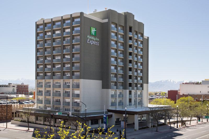 Holiday Inn Express Salt Lake City Downtown-Holiday Inn Express Salt Lake City Downtown<br/>Image from Leonardo