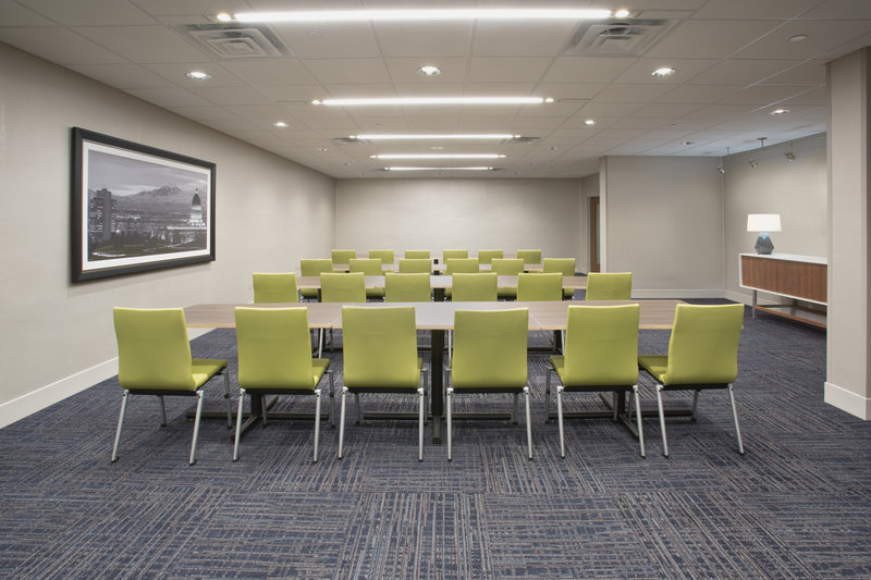 Holiday Inn Express Salt Lake City Downtown-Salt Lake Meeting Room conveniently located adjacent to our lobby<br/>Image from Leonardo