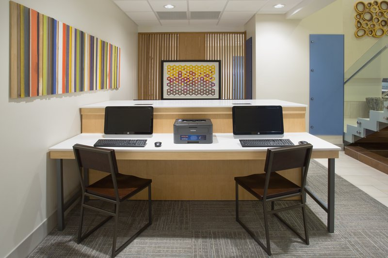 Holiday Inn Express Salt Lake City Downtown-Business Center<br/>Image from Leonardo
