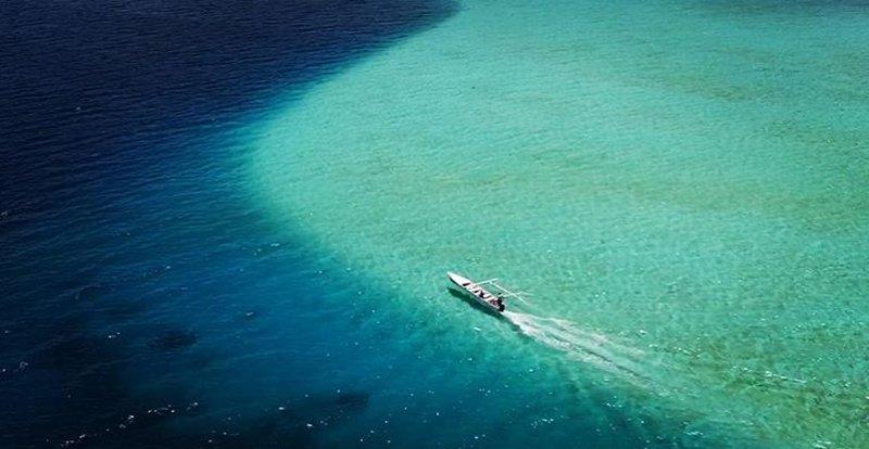 Vahine Island-Bleu<br/>Image from Leonardo
