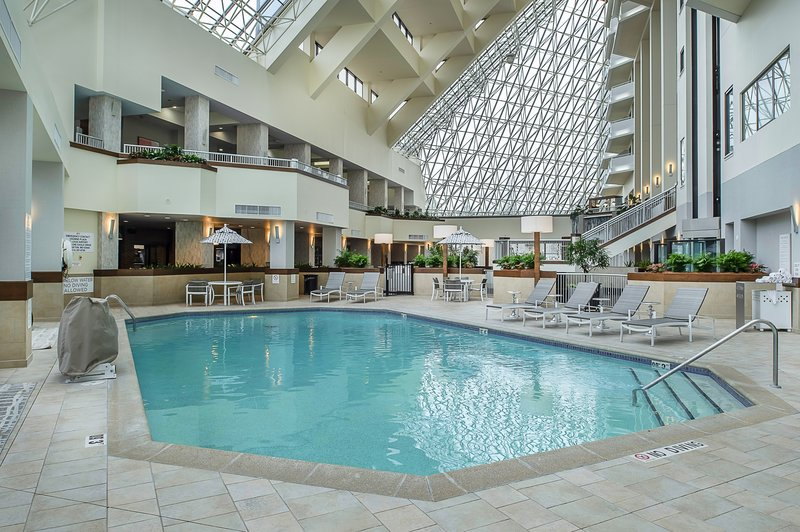 Crowne Plaza St. Louis Airport-Swimming Pool<br/>Image from Leonardo