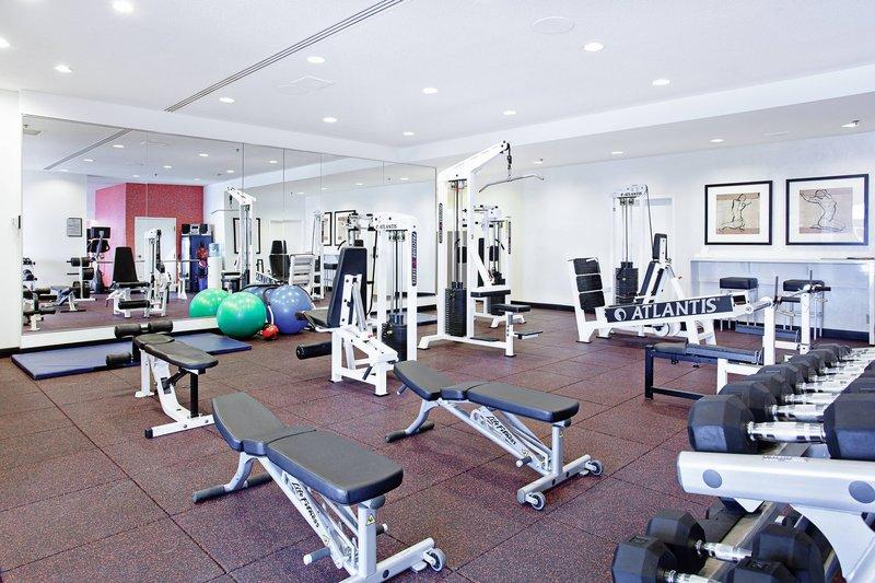 Delta Hotels by Marriott Quebec-Fitness Center<br/>Image from Leonardo