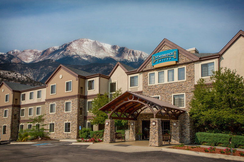 Staybridge Suites Colorado Springs North-Staybridge Suites Hotel Exterior<br/>Image from Leonardo