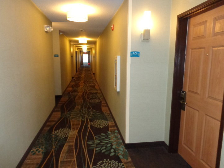 Staybridge Suites Colorado Springs North-Hallway<br/>Image from Leonardo