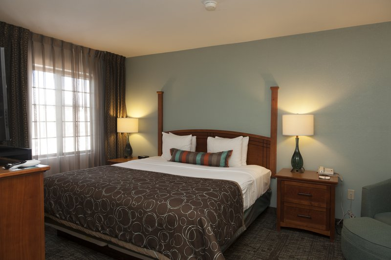 Staybridge Suites Colorado Springs North-Newly Renovated King Suite<br/>Image from Leonardo