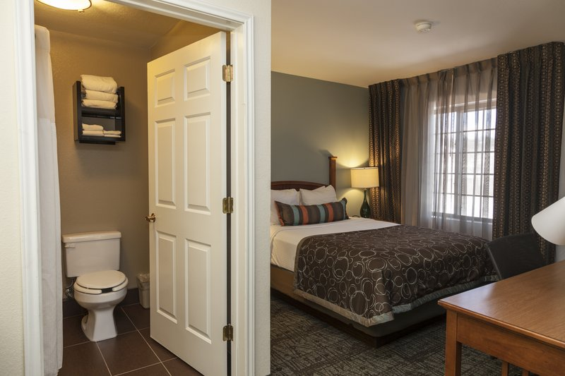 Staybridge Suites Colorado Springs North-Newly Renovated Queen Suite<br/>Image from Leonardo