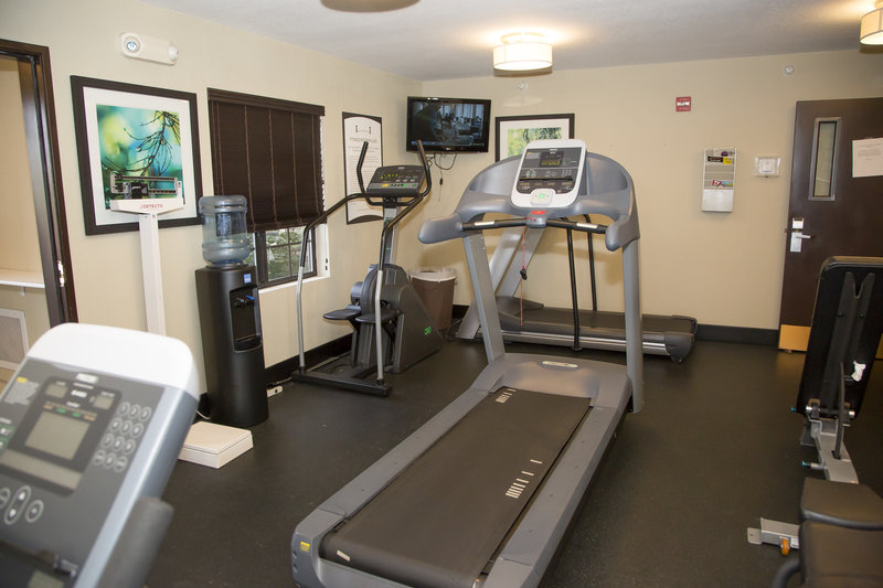 Staybridge Suites Colorado Springs North-Staybridge Suites Fitness Room<br/>Image from Leonardo
