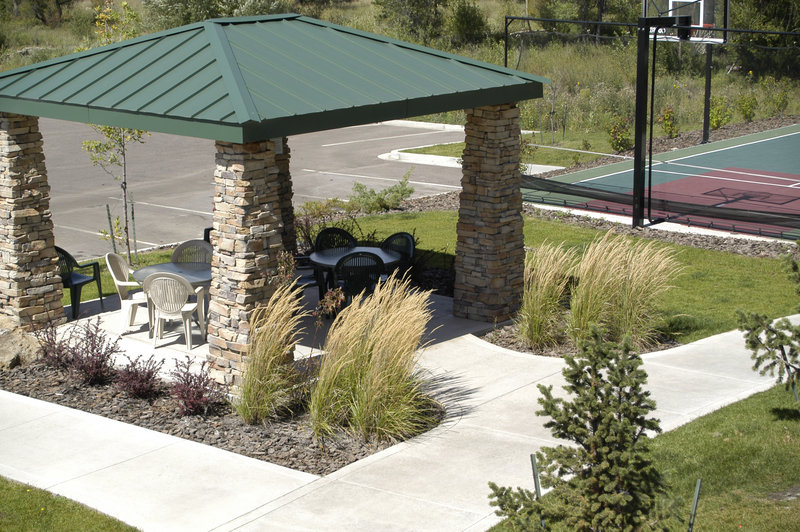 Staybridge Suites Colorado Springs North-Guest Patio<br/>Image from Leonardo