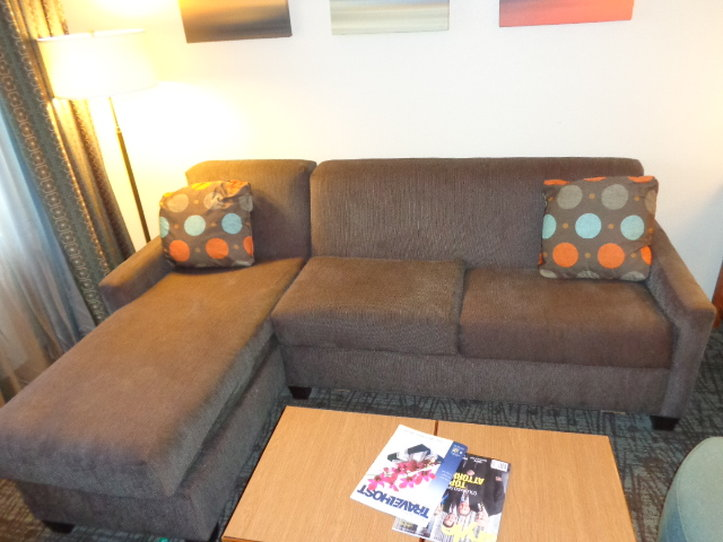 Staybridge Suites Colorado Springs North-Sleeper Sofa<br/>Image from Leonardo