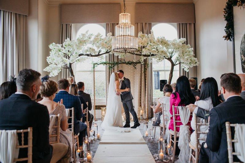 Principal York-Weddings at The Principal York CREDIT: John Hope Photography<br/>Image from Leonardo