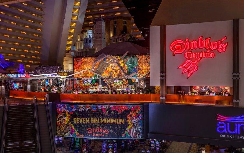 Luxor Resort and Casino-Diablo's Cantina<br/>Image from Leonardo
