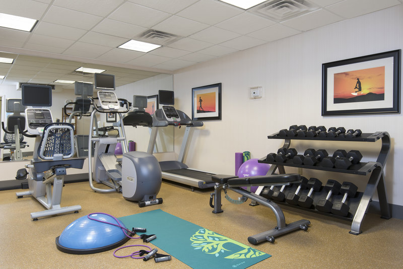 Holiday Inn Express & Suites Grand Rapids - North-Fitness Center<br/>Image from Leonardo