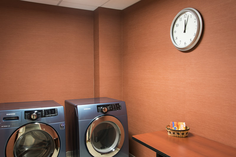 Holiday Inn Express & Suites Grand Rapids - North-Complimentary Guest Laundry<br/>Image from Leonardo