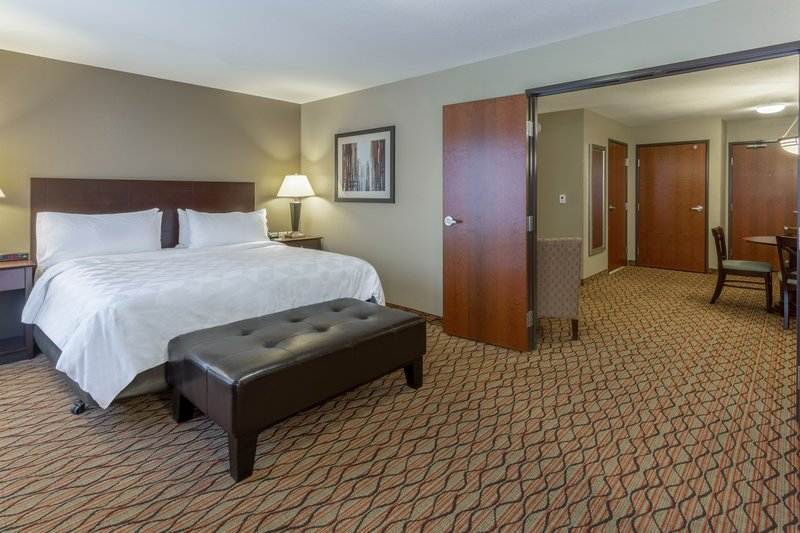 Holiday Inn Eau Claire South I-94-King Suite Nonsmoking <br/>Image from Leonardo