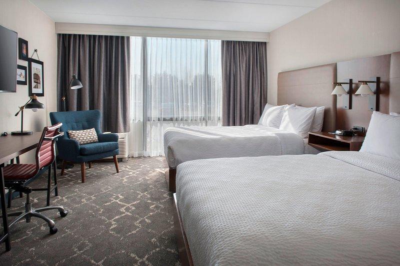 Four Points Philadelphia Northeast-Queen/Queen Guest Room<br/>Image from Leonardo
