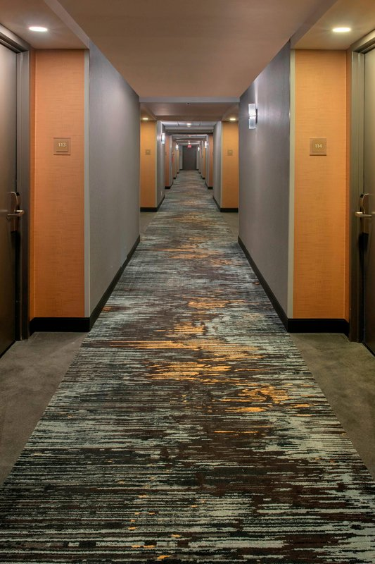 Four Points Philadelphia Northeast-Hallway<br/>Image from Leonardo