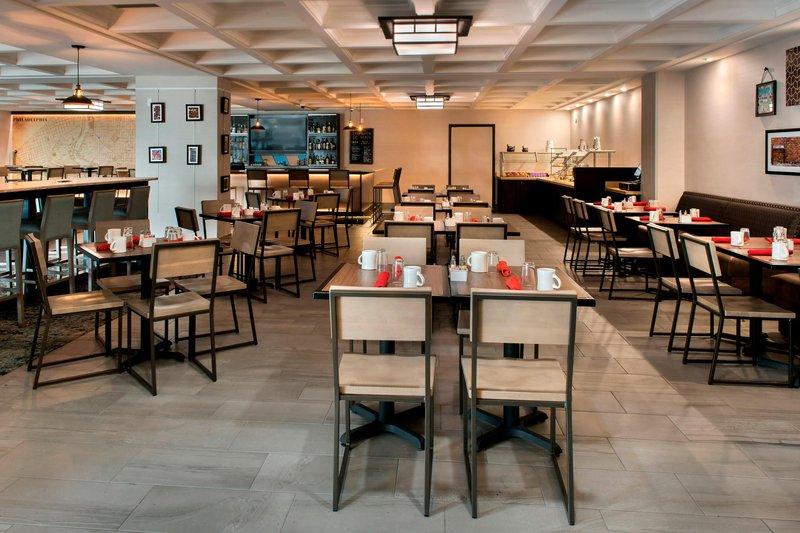 Four Points Philadelphia Northeast-Cobblestones Restaurant<br/>Image from Leonardo