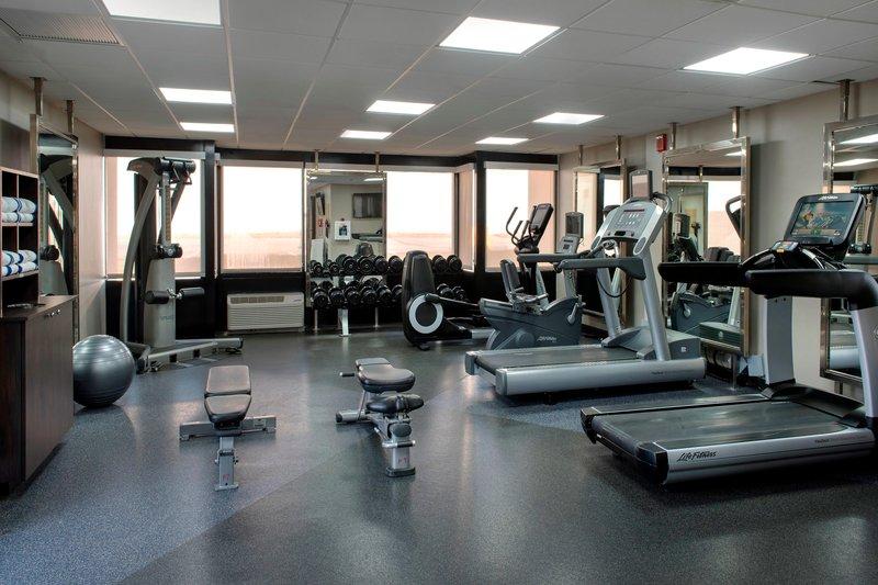 Four Points Philadelphia Northeast-Complimentary 24-Hour Fitness Facility<br/>Image from Leonardo