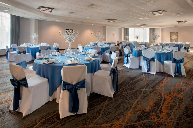 Four Points Philadelphia Northeast-Wedding Reception<br/>Image from Leonardo