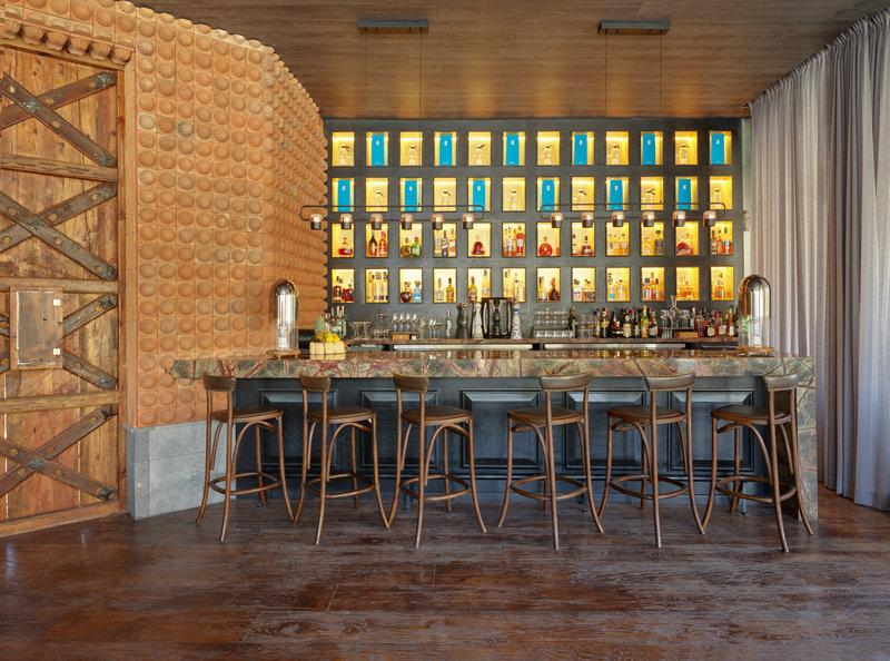 Live Aqua San Miguel Allende-Cigar Bar<br/>Image from Leonardo
