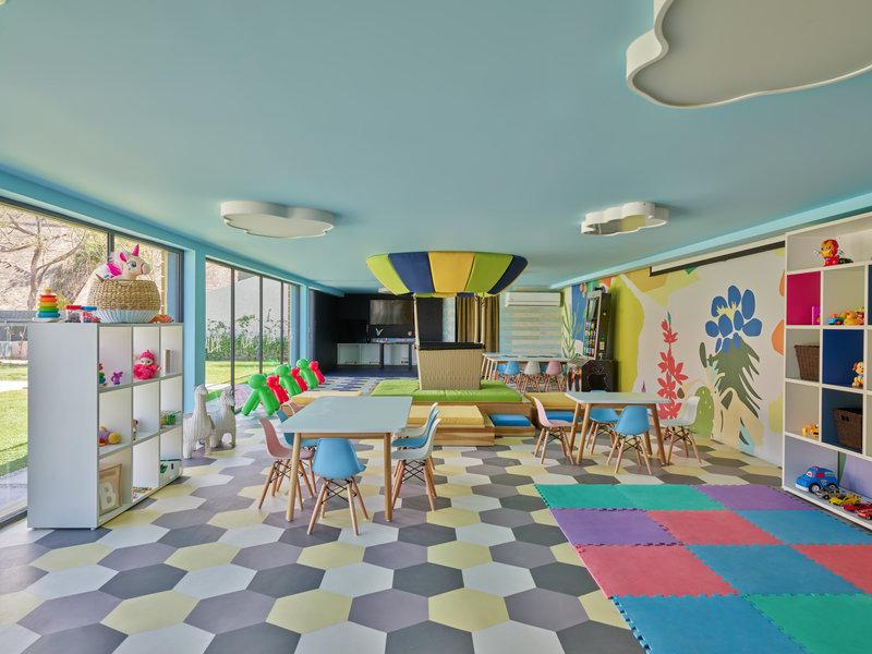 Live Aqua San Miguel Allende-Kids Lounge<br/>Image from Leonardo