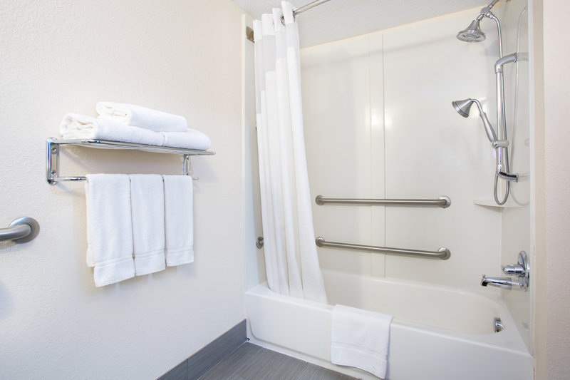 Holiday Inn Express Lexington-Sw (Nicholasville)-Guest Bathroom<br/>Image from Leonardo