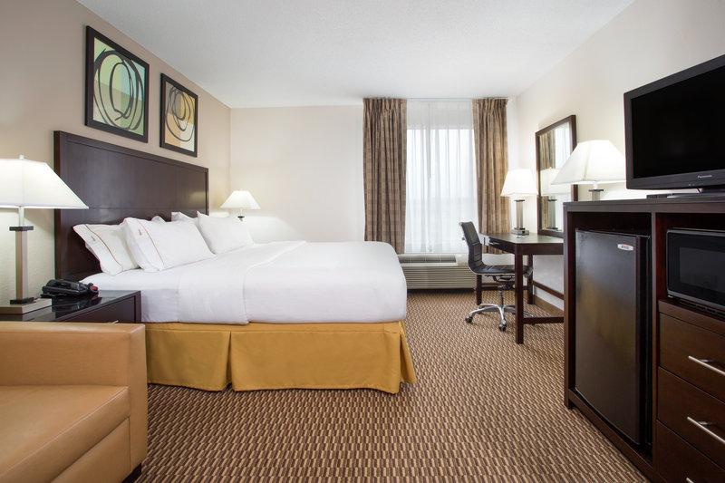 Holiday Inn Express Lexington-Sw (Nicholasville)-Guest Room<br/>Image from Leonardo