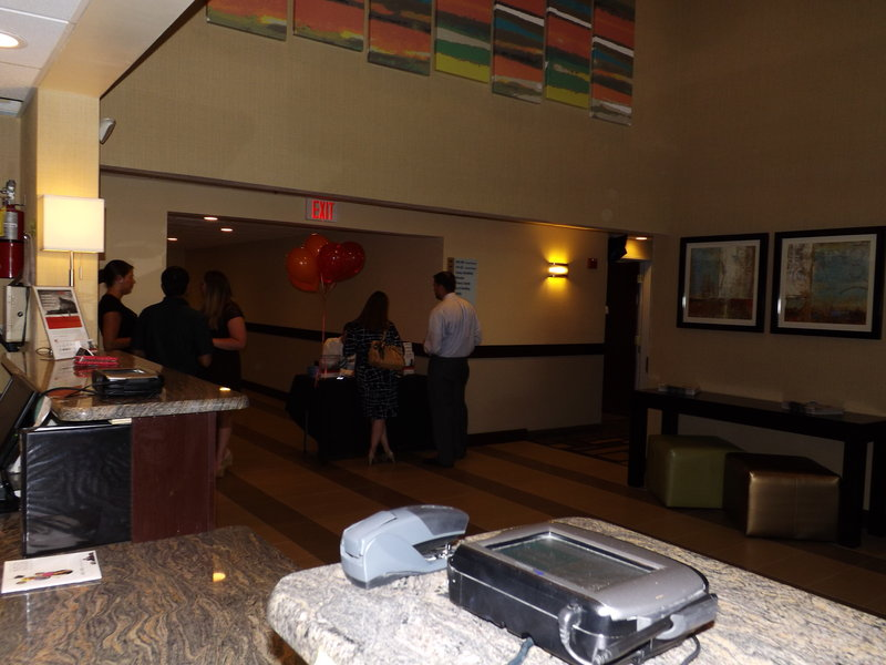Holiday Inn Express Lexington-Sw (Nicholasville)-Hotel Lobby<br/>Image from Leonardo