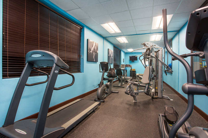 Holiday Inn Express Lexington-Sw (Nicholasville)-Work out in our 24 Hour Fitness Center<br/>Image from Leonardo