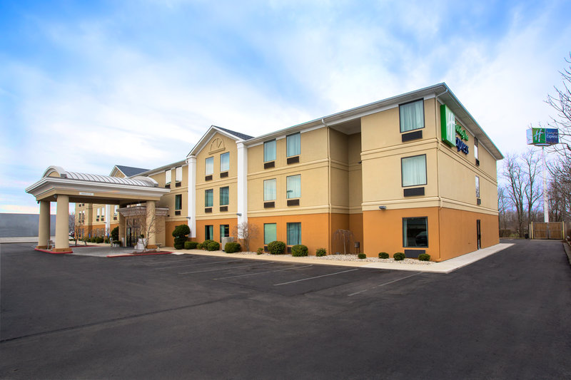 Holiday Inn Express Lexington-Sw (Nicholasville)-Welcome to the Holiday Inn Express<br/>Image from Leonardo
