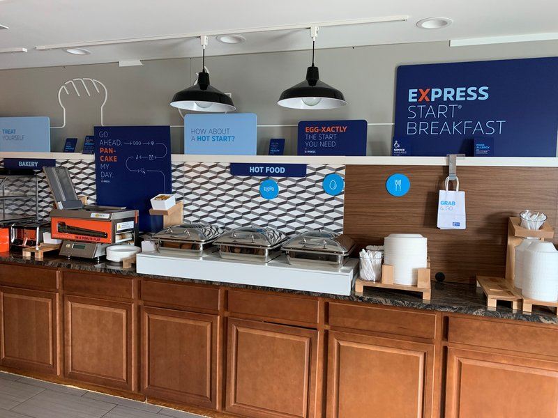 Holiday Inn Express Lexington-Sw (Nicholasville)-Breakfast Bar 1<br/>Image from Leonardo