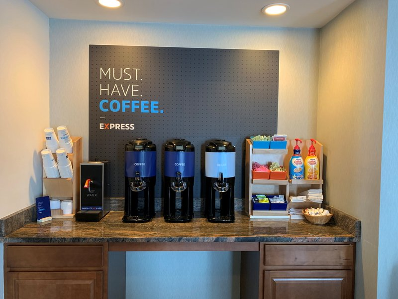 Holiday Inn Express Lexington-Sw (Nicholasville)-Coffee<br/>Image from Leonardo