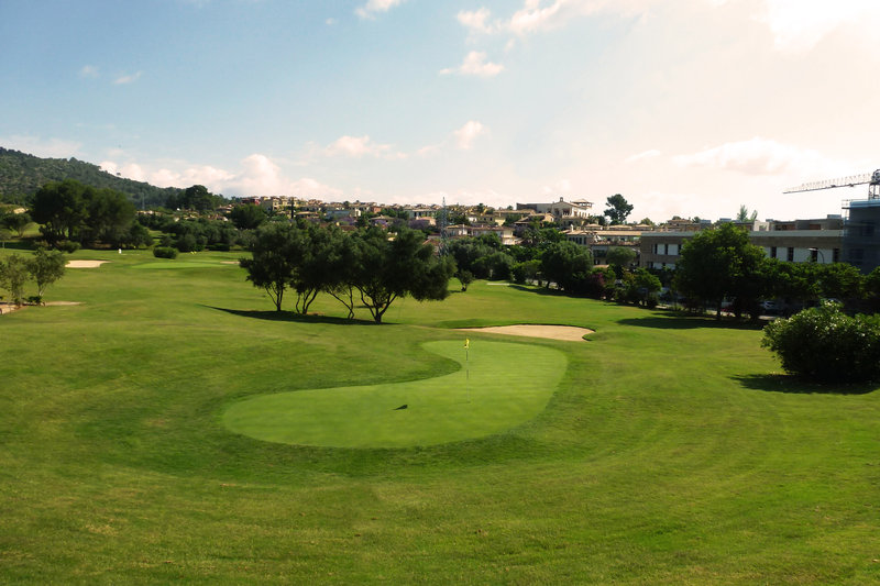 Castillo Hotel Son Vida; a Luxury Collection Hotel-Golf Son Quint Pitch + Putt<br/>Image from Leonardo