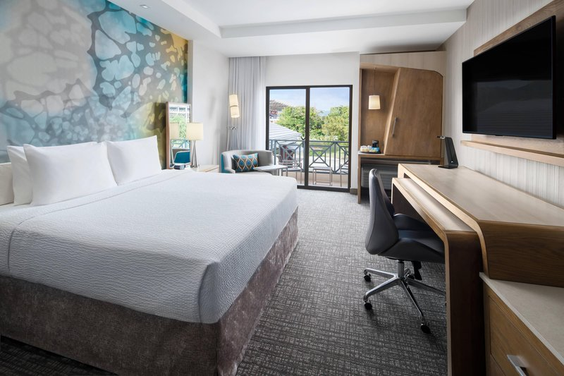 Courtyard Port of Spain-Superior King Room<br/>Image from Leonardo