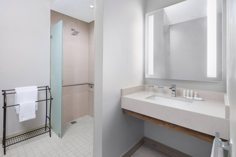 Courtyard Port of Spain-Accessible Bathroom<br/>Image from Leonardo