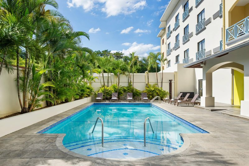 Courtyard Port of Spain-Outdoor Pool<br/>Image from Leonardo