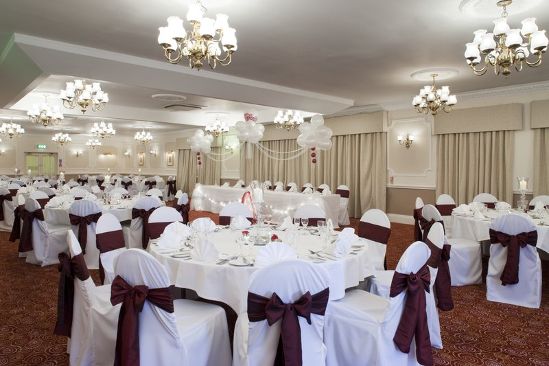 Holiday Inn Leeds - Bradford-The Pastures Suite is a fabulous venue for any occasion<br/>Image from Leonardo