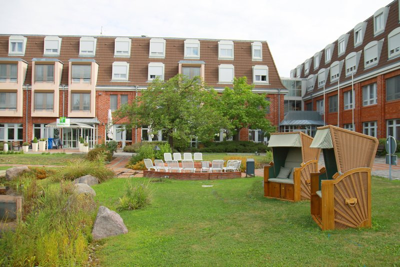 Holiday Inn Leipzig - Gunthersdorf-Garden<br/>Image from Leonardo