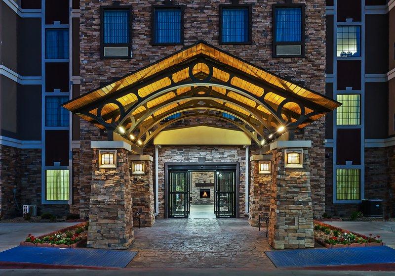 Staybridge Suites Amarillo - Western Crossing-Entrance<br/>Image from Leonardo