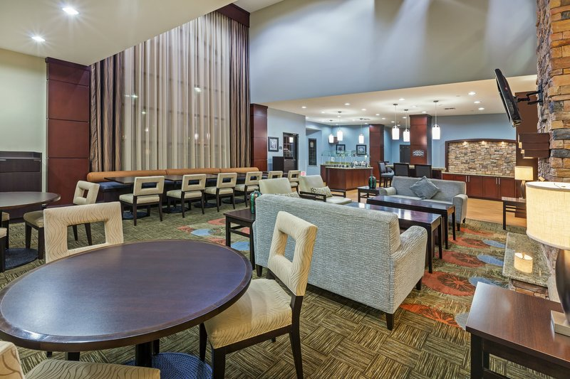 Staybridge Suites Amarillo - Western Crossing-Breakfast Area<br/>Image from Leonardo