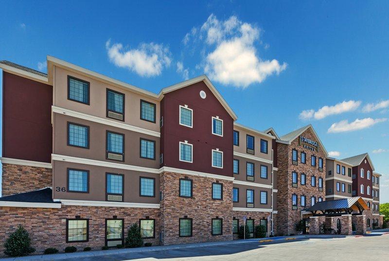 Staybridge Suites Amarillo - Western Crossing-Hotel Exterior<br/>Image from Leonardo
