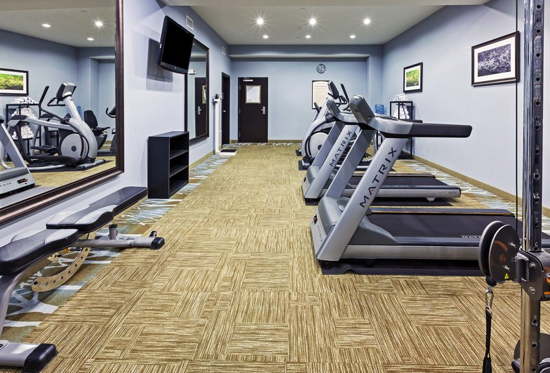 Staybridge Suites Amarillo - Western Crossing-24/7 fully-equipped fitness center<br/>Image from Leonardo